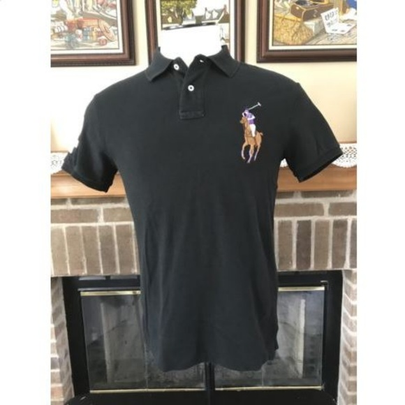 7e4d34ca Polo Ralph Lauren Custom Fit Big Pony #4 Polo